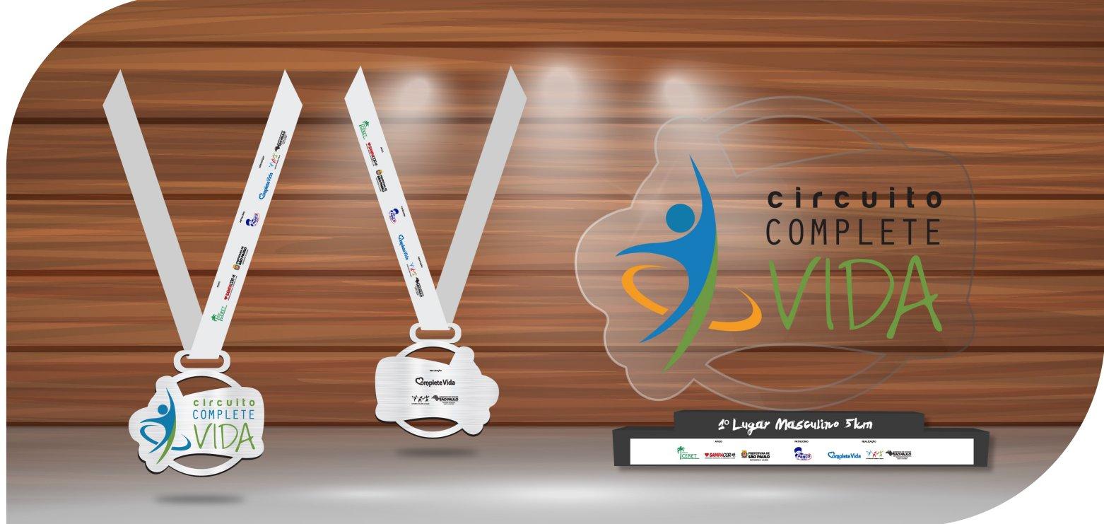 Medalha e Troféu Panco #1-11
