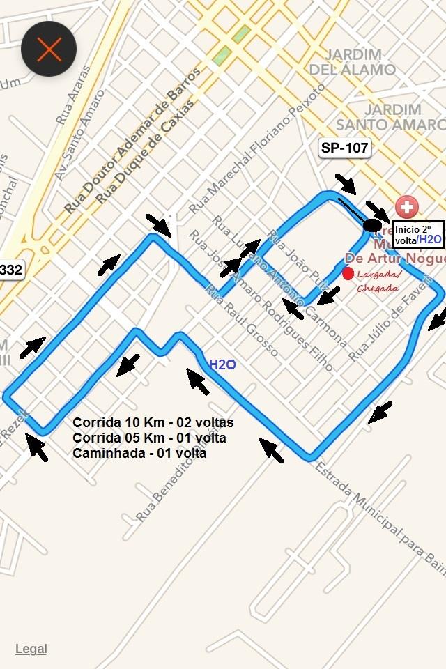 Mapa Artur Nogueira Oficial